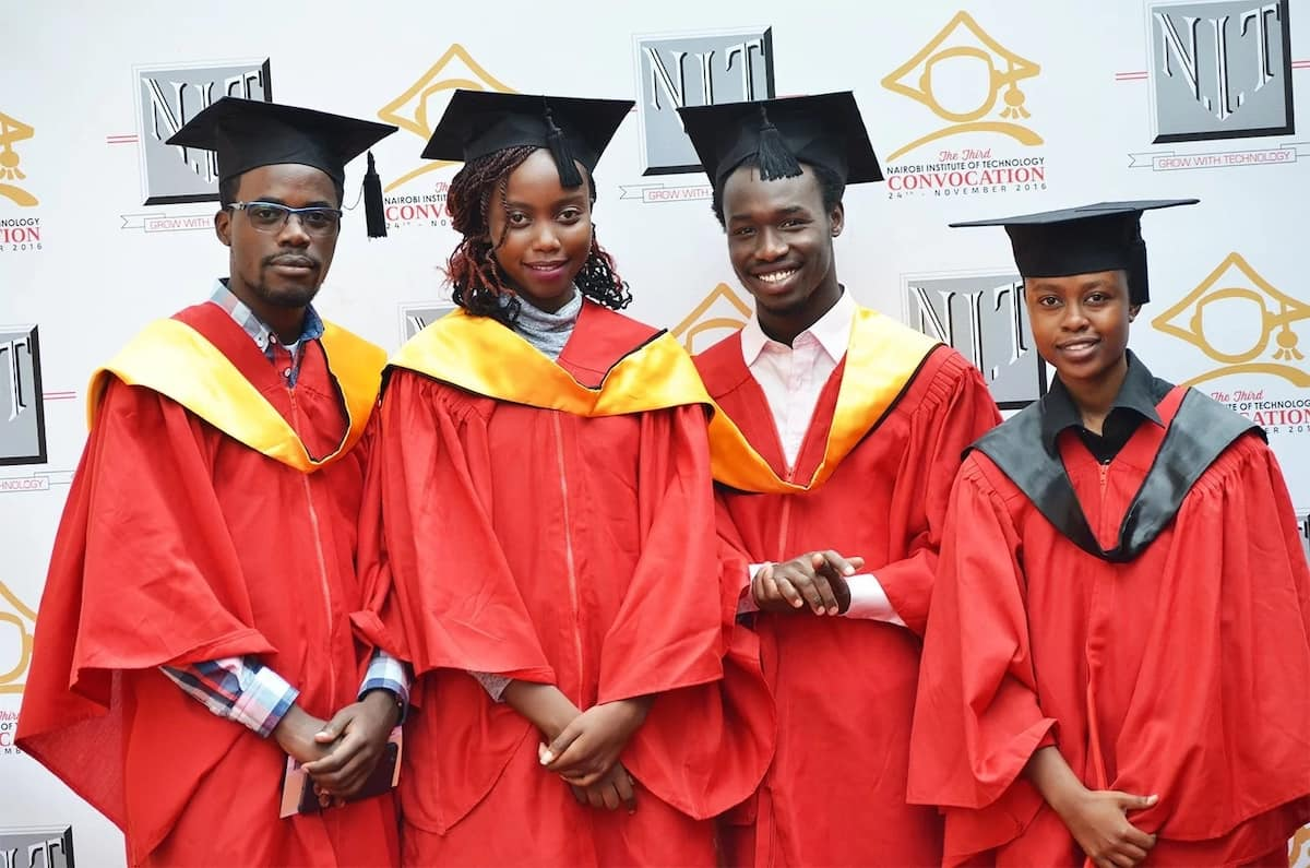 Studying at Nairobi Institute of Technology - Getting Started