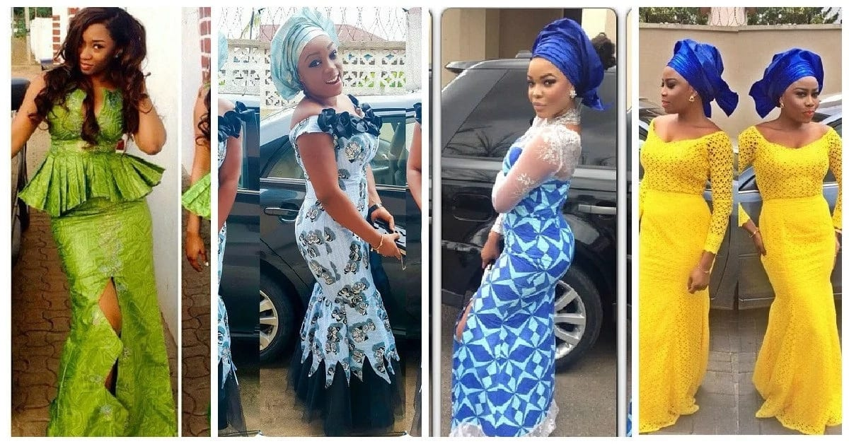 The Latest Ankara Styles For Your Traditional Wedding In 2020