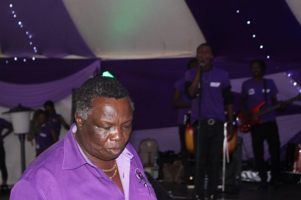 This young man, Uhuru Kenyatta, means well for this country - Francis Atwoli