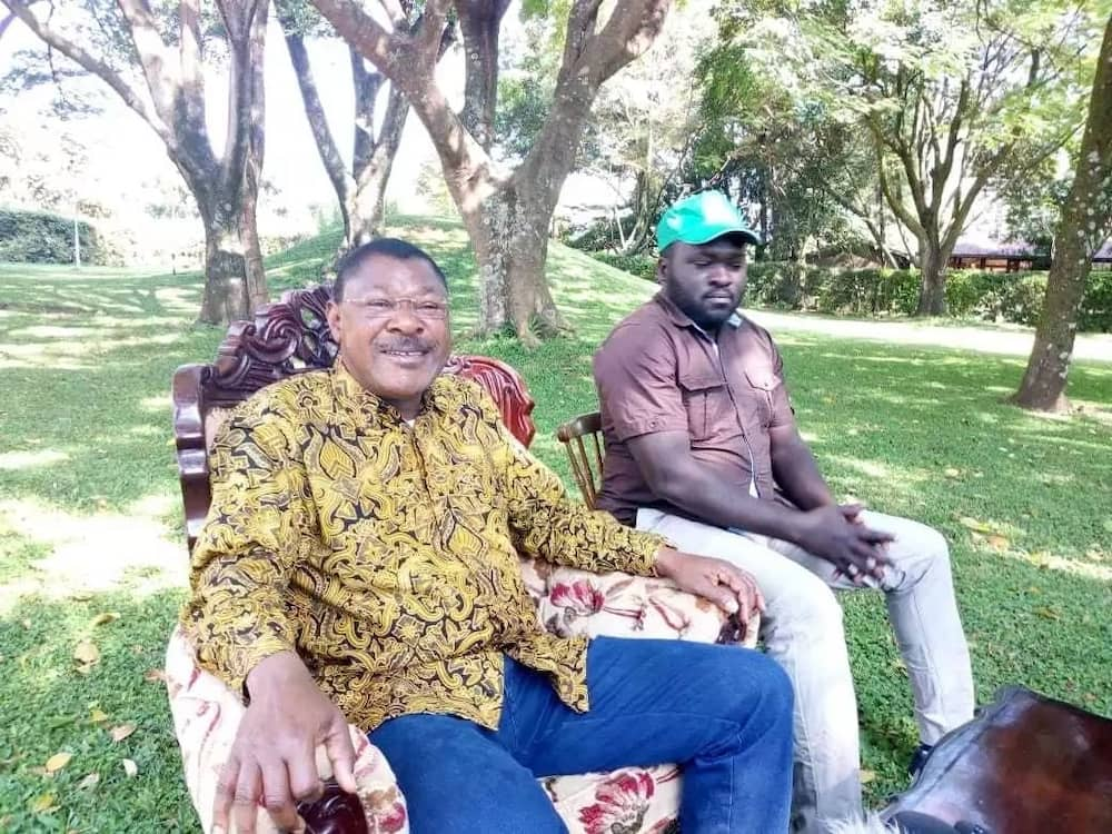 Wetang'ula roars again as court of appeal dismisses Wamunyinyi's petition with costs