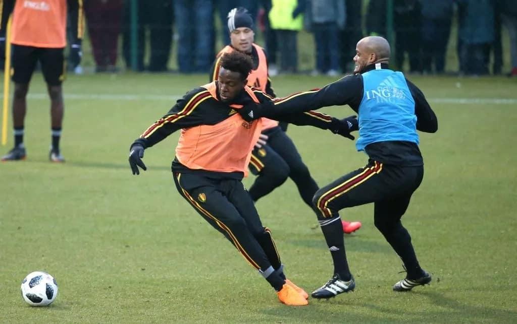 Ex-Liverpool star Origi traces his roots, visits Kenya after Belgium World Cup squad omission