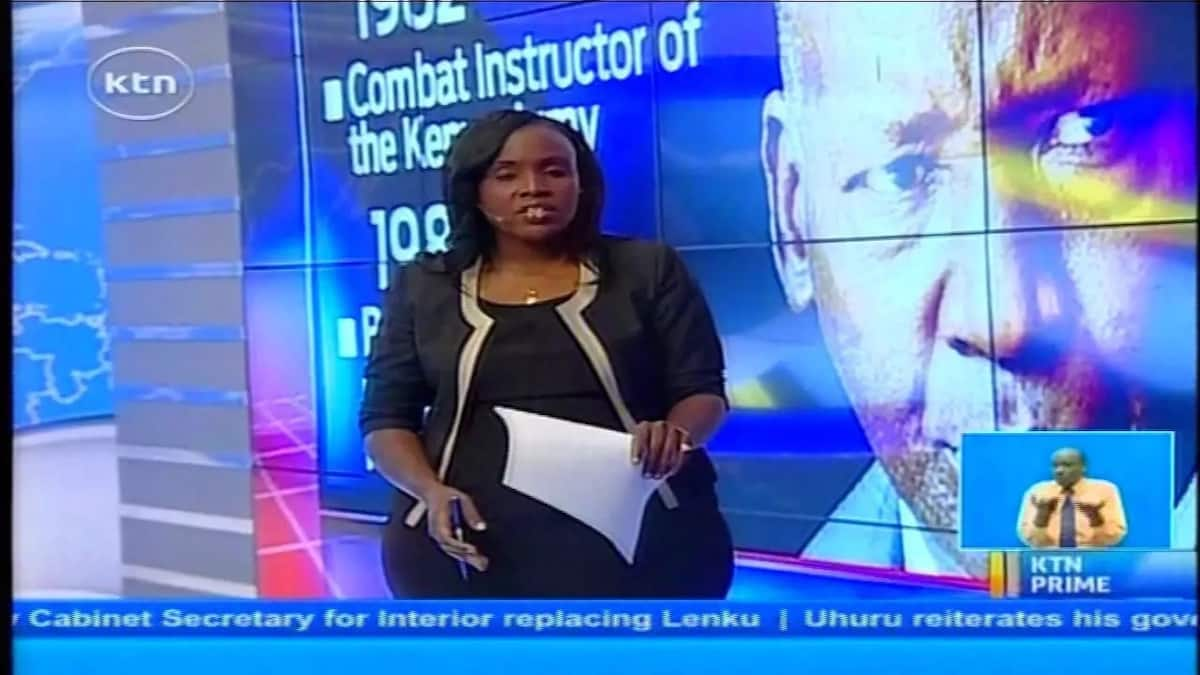 linda ogutu ktn news anchor