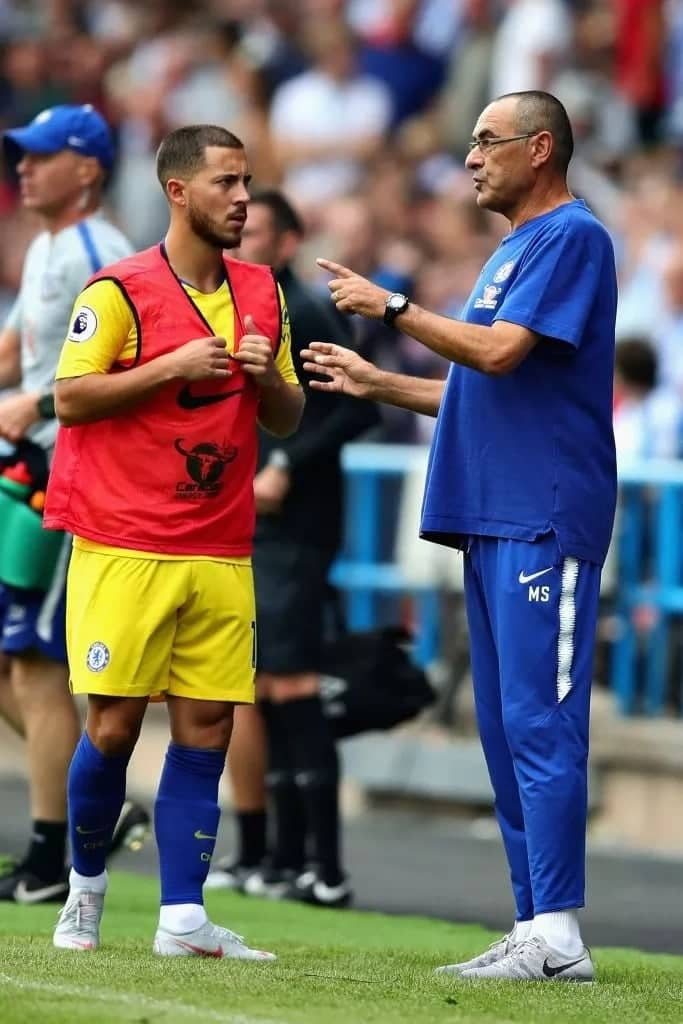 Sarri: Hazard to stay but will not play 90 minutes against Newcastle