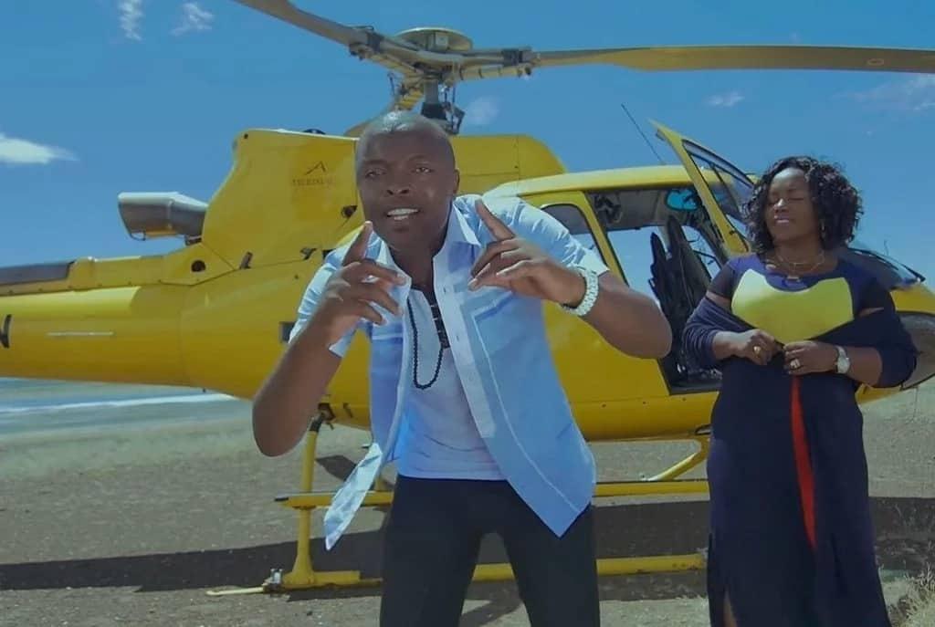 Gospel artist Ringtone dreams big in 2018 looking for his own plane