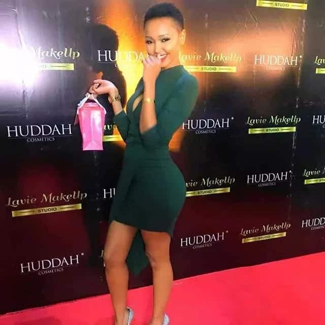 I have not slept with any man for the last three months - Socialite Huddah Monroe