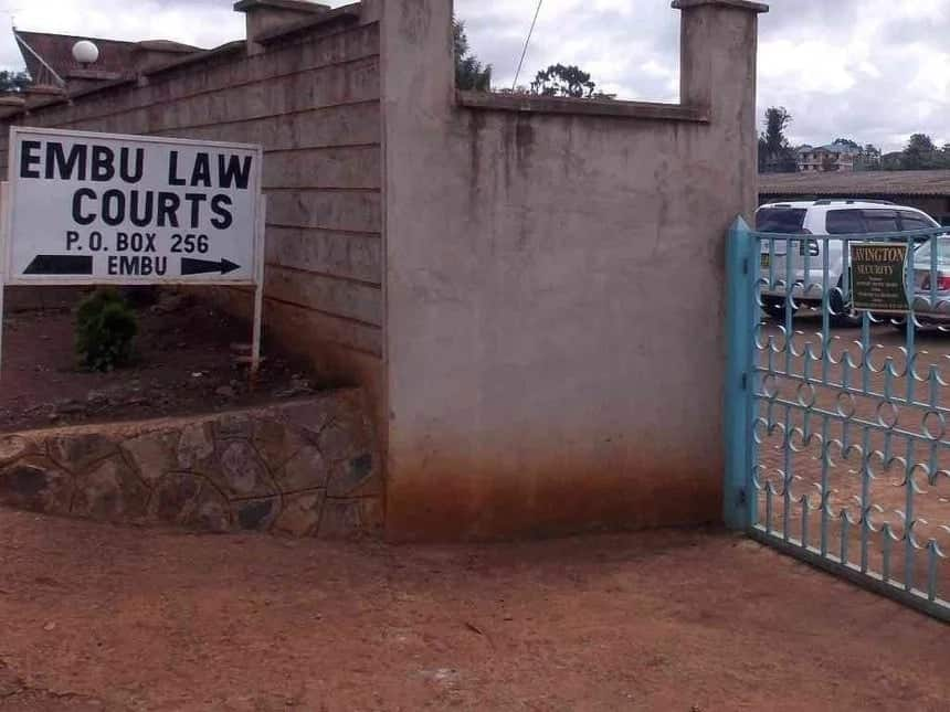 Embu woman stuns court by presenting underwear of husband's side chic after busting them in bed