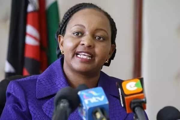 I have raised 52.9 million for Uhuru re-election-Anne Waiguru