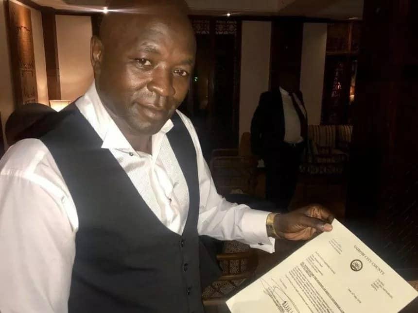 Mike Sonko 'amteuwa' Muguna Miguna kuwa Naibu Gavana Nairobi