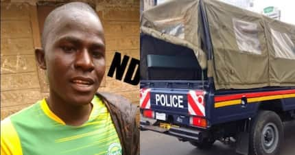 Nairobi tout-turned-church robber shot dead