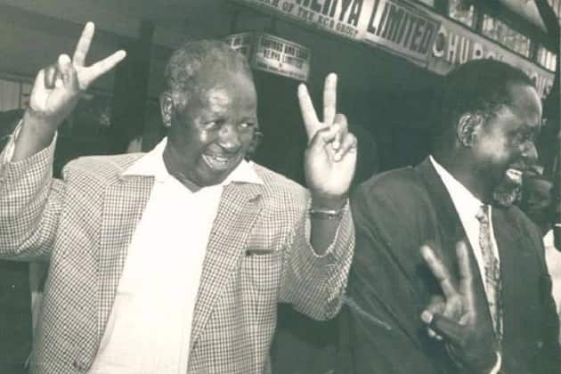 The late Kenneth Matiba was not a multi-party democracy hero, TUKO.co.ke explain