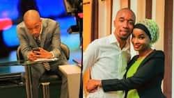 Picha ya Rashid Abdalla mara ya kwanza Lulu Hassan kuonja chakula chake yawashika mashabiki