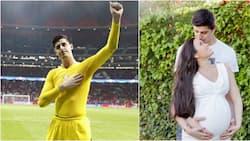 Chelsea goalie Thibaut Courtois reveals his heart lies in Madrid
