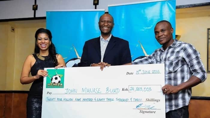 Mechanic from Tana River wins KSh 24.8 million jackpot