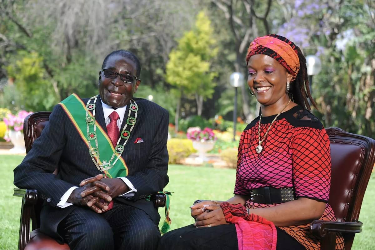 Grace Mugabe's group attempted to assassinate me - Zimbabwe President