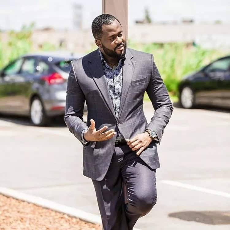Top Nigerian male actors, Nigerian male actors pics, Black Nigerian male actors