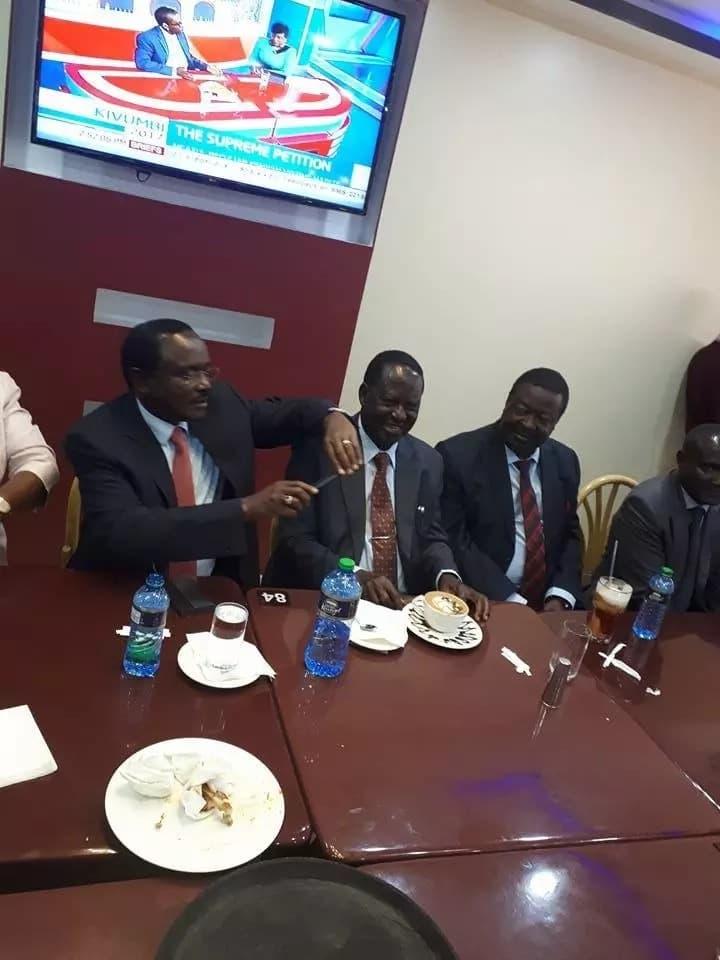 Raila na Kalonzo wapata chamcha baada kesi kali katika mahakama kuu