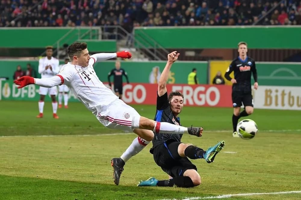Dortmund place massive KSh 11.8 billion bid for Bayern Munich striker Lewandowski