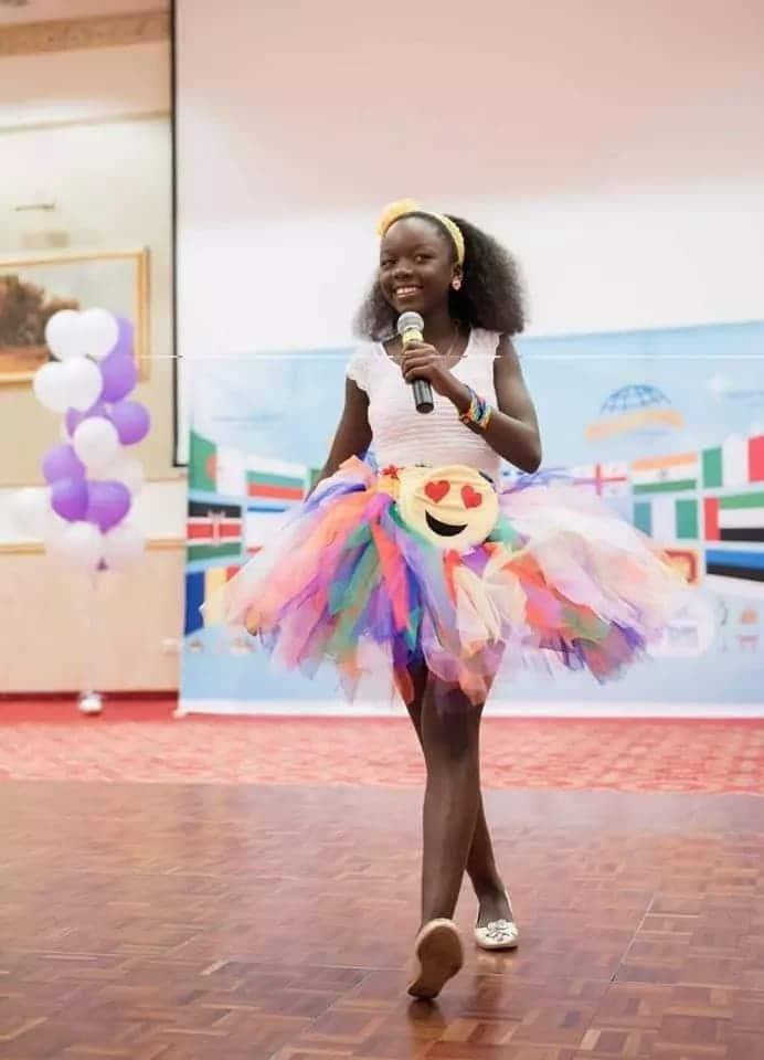 12-year-old Kenyan girl wins Little Miss World title in Greece