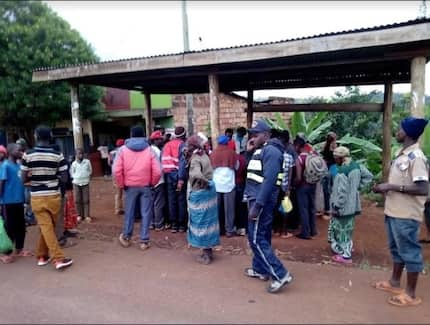 Murang'a man becomes squatter after returning home 50 years later only to find family gone