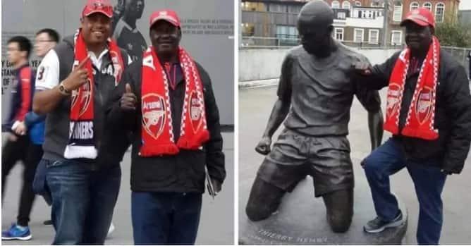 Raila aeleza jinsi alivyoanza kuwa shabiki sugu wa Arsenal