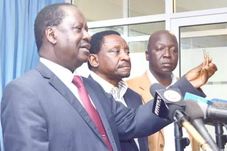 Jubilee exposes another lawyer at the Judicicary who shares close ties with Raila