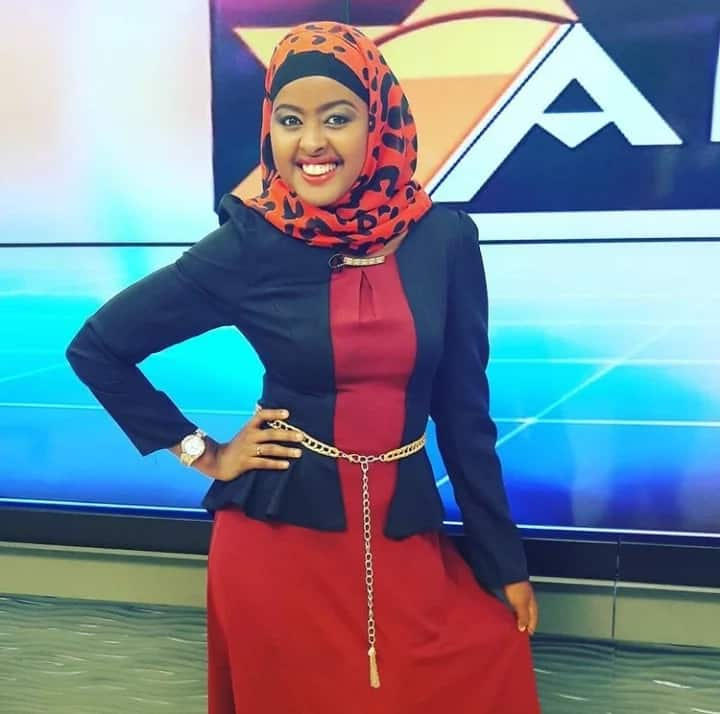 Amina Abdi has some killer poses and smile,Take a look