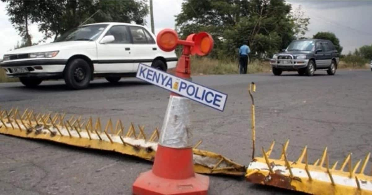 Three more traffic cops busted taking bribes from motorists