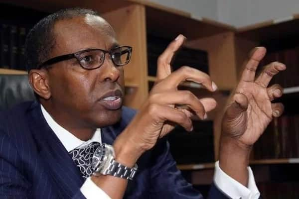 Raila-Kalonzo can only be sworn in by a corrupt and illegitimate judge - Lawyer Ahmednasir