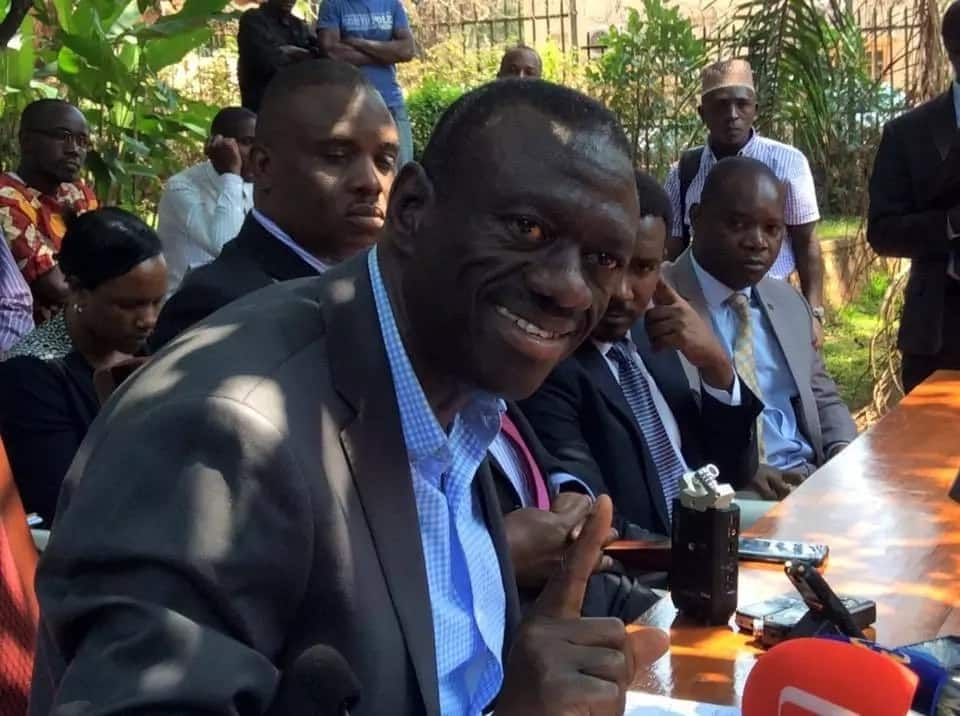 Museveni's bitter rival welcomes Raila's swearing-in