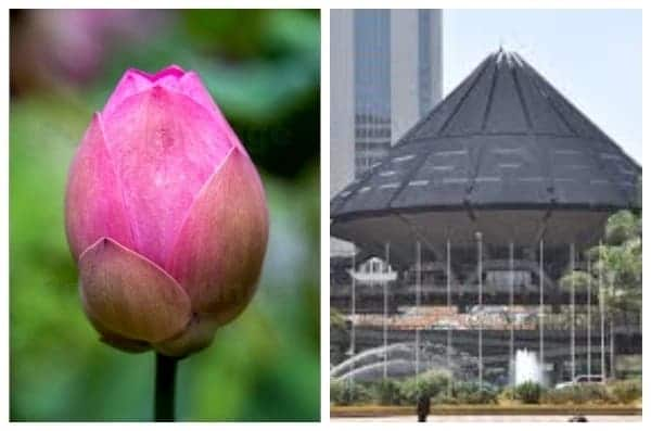 No, KICC was not inspired by donkey's penis, was to resemble lotus flower and TUKO has details