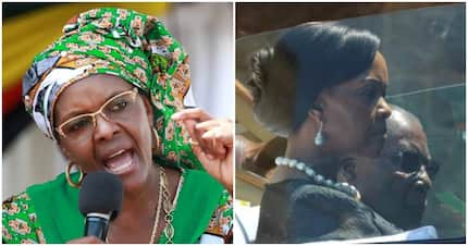 Zimbabwe police arrest reporter over story alleging that Grace Mugabe donated used underwear