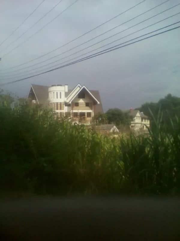 Julie gichuru new house