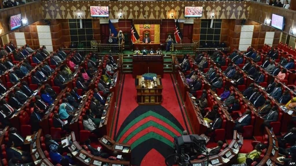 Transparency International criticises Kenyan MPs greed, selfishness