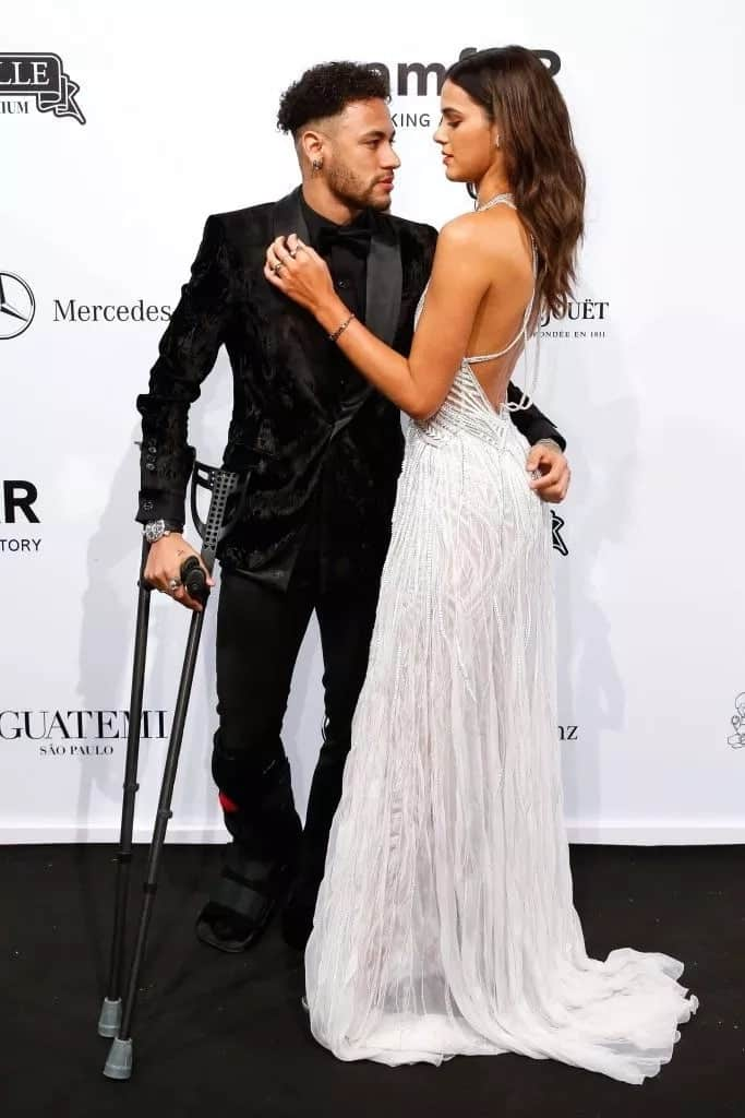 Heartbreak as Neymar dumps his Brazilian sweetheart Bruna Marquezine