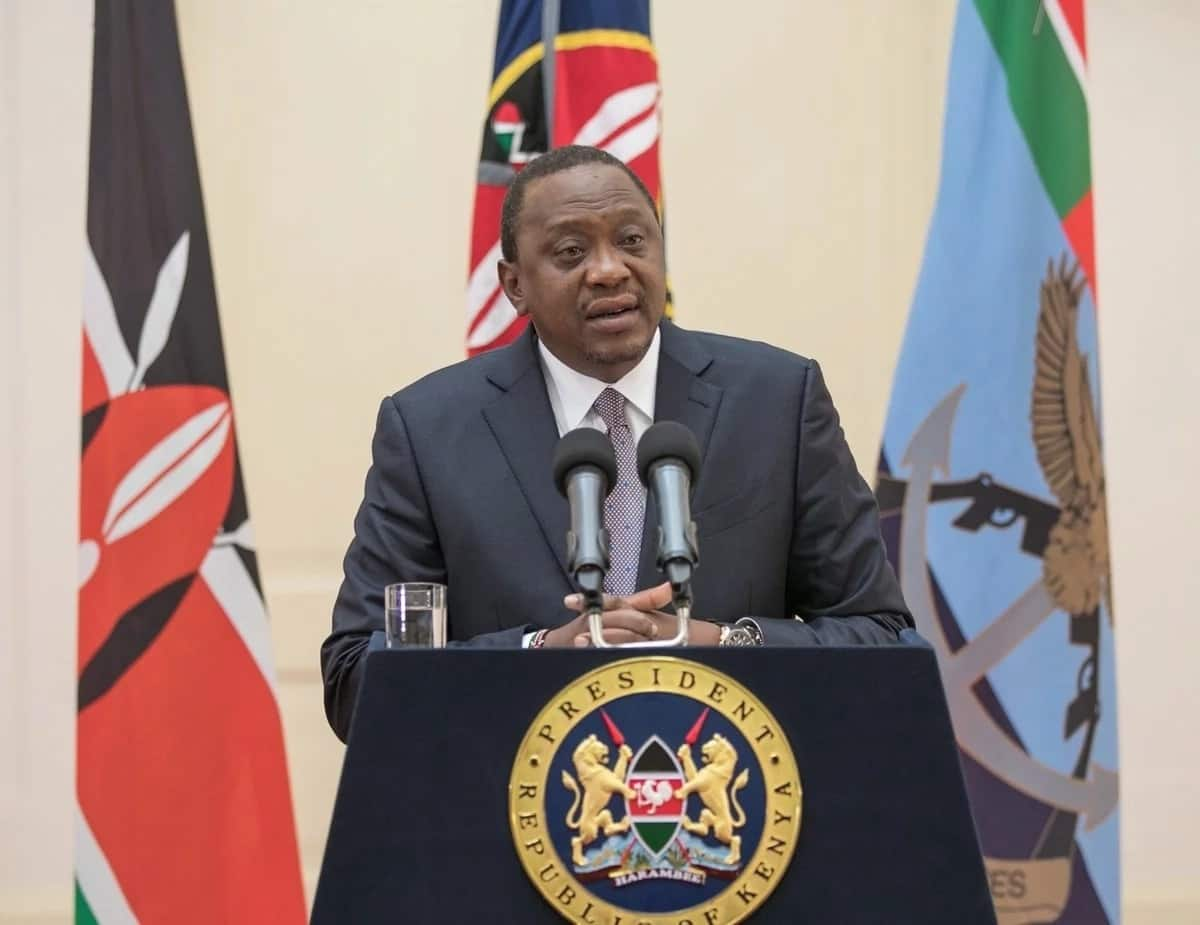 I am deeply sorry if I said anything wrong in 2017 - Uhuru to Kenyans
