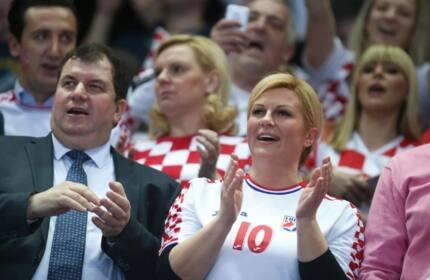 Here are ten interesting facts about Croatian President Kolinda Grabar-Kitarovic
