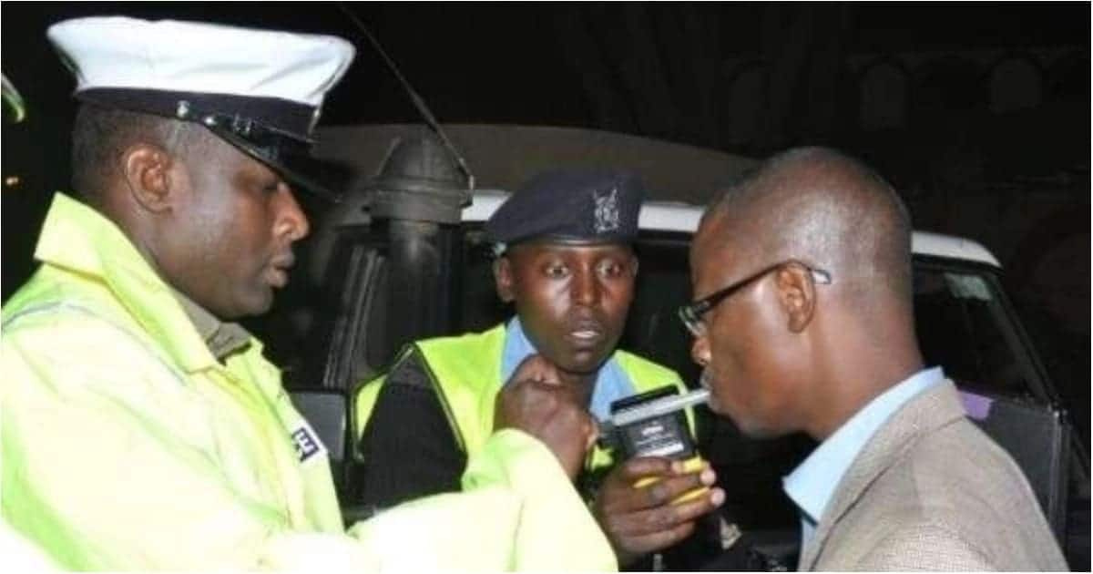 Motorists found drunk while driving now risk losing licence