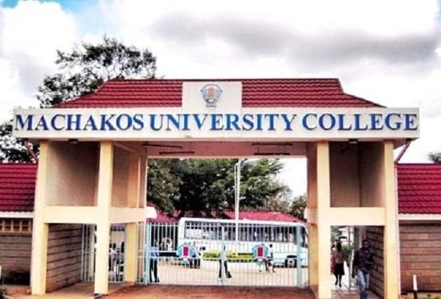 Machakos University students asked to report with parents after striking