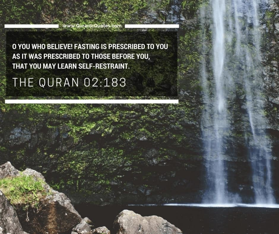Ramadan significance