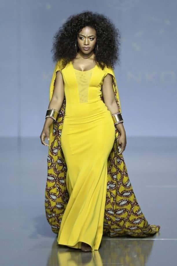 Kitenge designs for long dresses