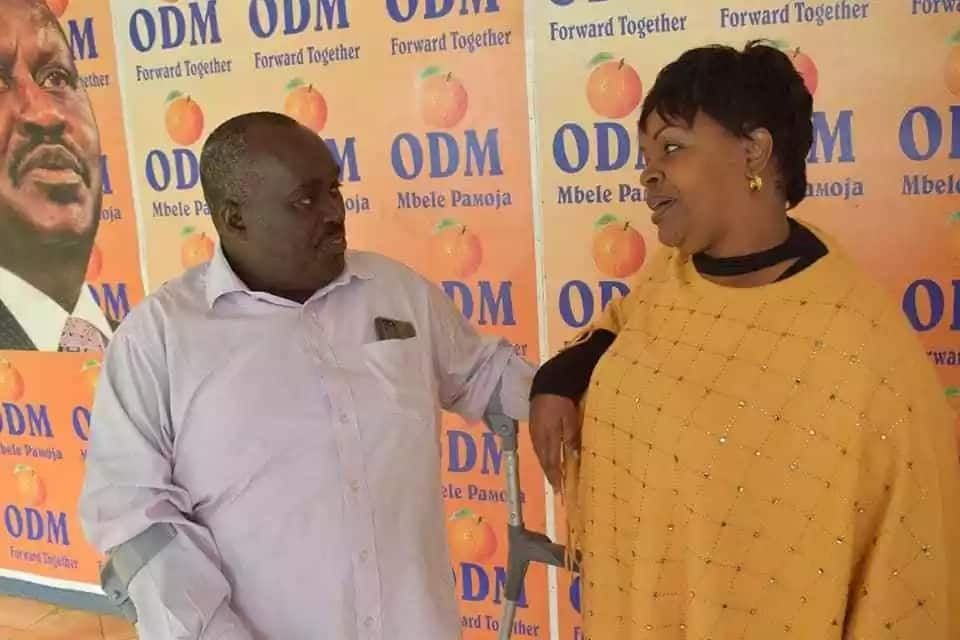 Former ODM senator Harold Kipchumba appeals for help to treat son paralysed after accident