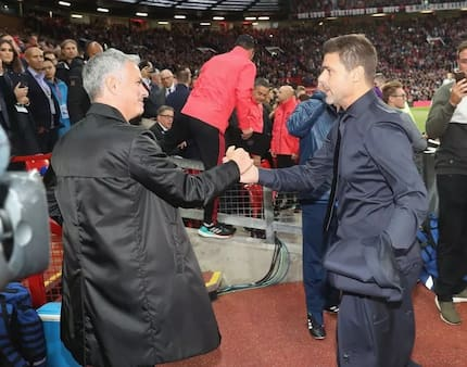 Pochettino feels like the ideal candidate to replace Mourinho - Man United legend Gary Neville