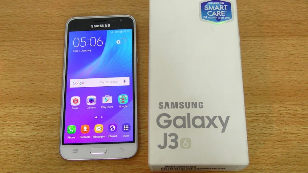 Samsung J3 specifications Features of Samsung J3 How much is Samsung J3 in Kenya Samsung J3