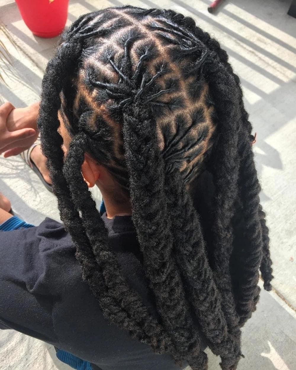 Dreadlocks hairstyles for women - best dreadlock styles to ...