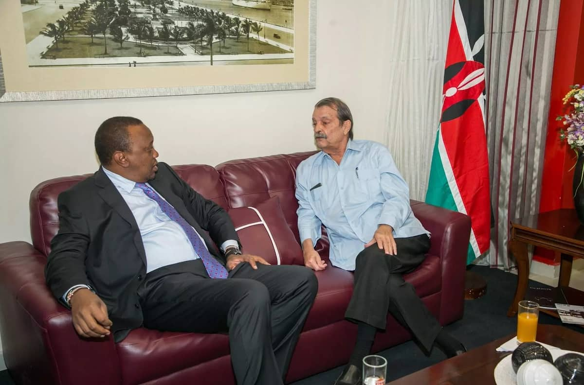 Uhuru makes history as he arrives in Cuba for a 3-day visit
