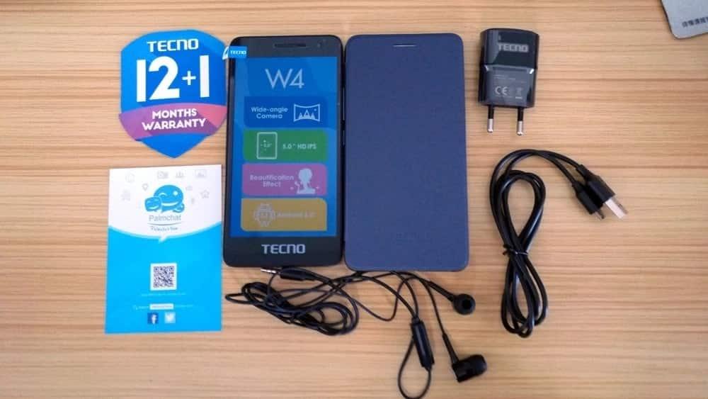 Tecno W4 Tecno W4 photos How much Tecno W4