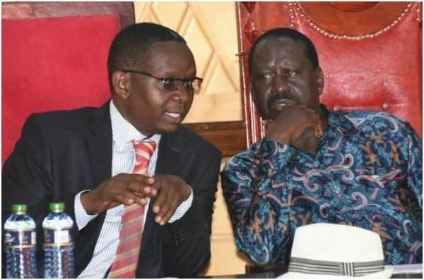 Govt puts counties passing Raila's people assembly on notice