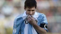 Huzuni nyota wa Barcelona Lionel Messi kumpoteza jamaa wa karibu