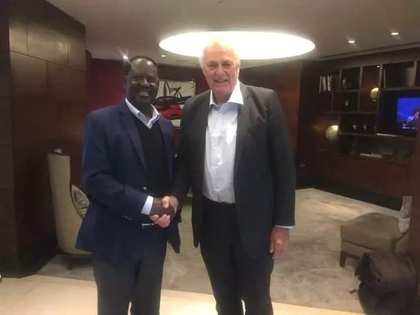 In pictures: All the global leaders who Uhuru has met vs those Raila has met in the last 12 months