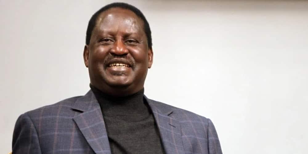 ODM leader Raila Odinga. Photo: Raila Odinga
